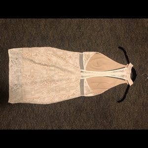 Hello Molly Dresses - Let Me Know White Dress